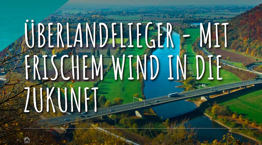 Screenshot: www.ueberlandflieger.de