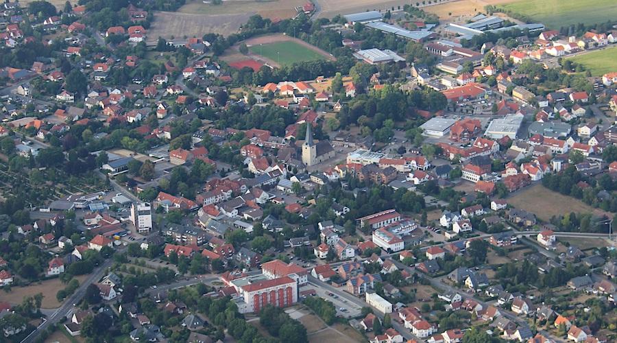 Neben der Stadt Rahden profitieren auch Lübbecke und Pr. Oldendorf.