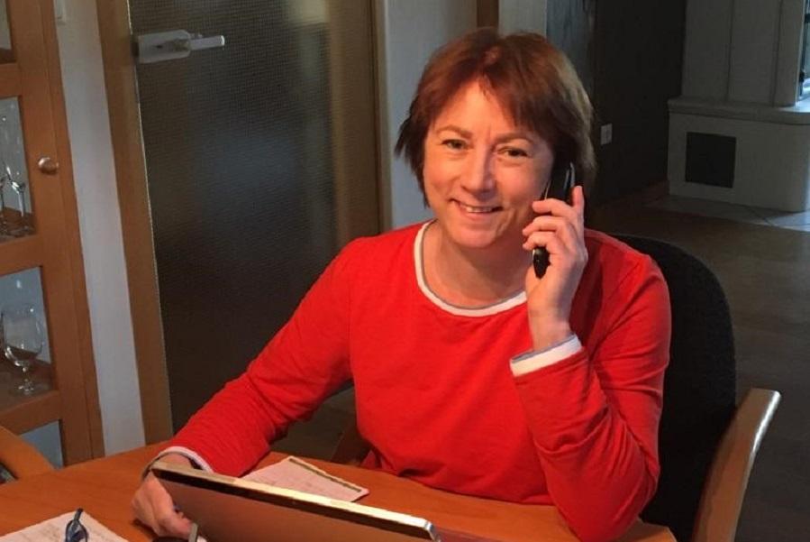 Telefonische Bürgersprechstunde mit Bianca Winkelmann