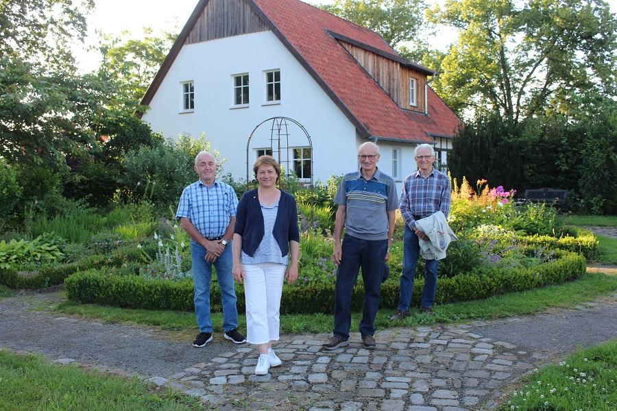 Heuerlingshaus steigert die Attraktivität des Mühlengeländes