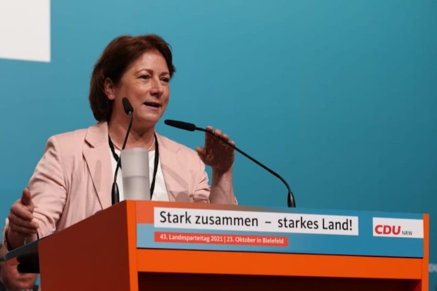 Bianca Winkelmann ist neues Mitglied im CDU-Landesvorstand